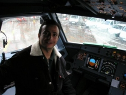 aymen Cockpit avion