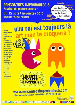 Rencontres improbables anglet