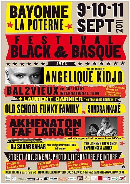 le programme du festival black basque a bayonne b a s c o b l o g. Black Bedroom Furniture Sets. Home Design Ideas