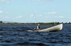 départ sur les lieux de pêche © Bernard Rio