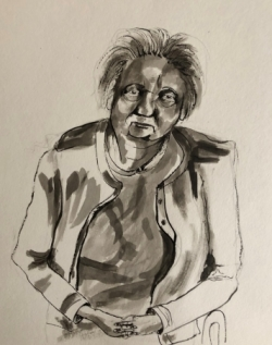 vieille femme