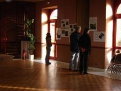 Visite de l'expo
