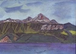 La Savoie, de Cully
