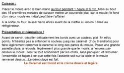 La Crème Caramel, page 2