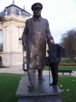 le grand Winston Churchill
