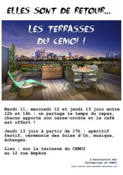 Les Terrasses du Cémoi 2013