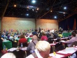 Congres UD CGT 93 18-19 mai 2011