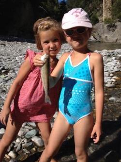 autre activité : se nourrir de sa pêche...