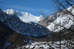 Village de Brunissard et Clapeyto