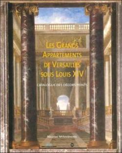 Les grands appartements de Versailles