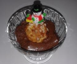 Dessert Noël
