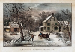 American Homestead Winter