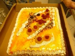 le gâteau est bien là