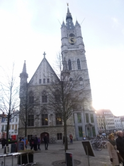 journée à Gand, 31 janvier 2015