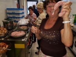 repas cassoulet du 11 octobre 2017