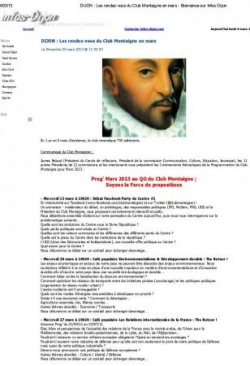 Article Infos Dijon 030313