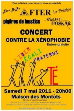 Concerts du 7 mai 2011