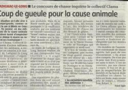 article le 7 mars 2014