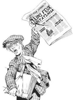 Articles de journaux régionaux