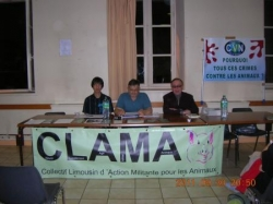 CONFERENCE CHASSE DU 30 SEPTEMBRE 2011