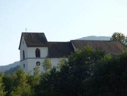 Eglise St Vincent Kirchberg Wegscheid