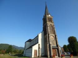 Eglise Exaltation de la sainte Croix Dolleren