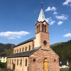 Eglise St Augustin Rimbach