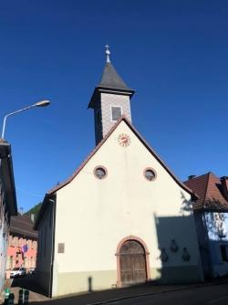 Eglise St Antoine de Padoue Oberbruck