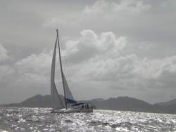 2 naviguation dans la vague