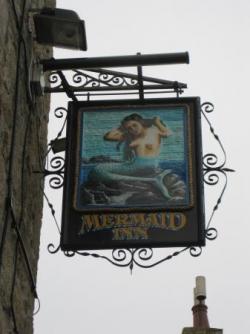 Ste Mary, le Mermaid Inn