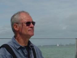 Le skipper Marc