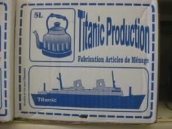La bouilloire à bannir absolument en bateau !