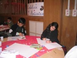 Atelier des artistes