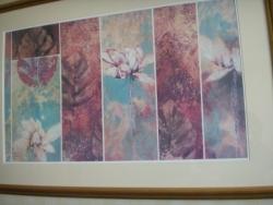 Lounge painting Tableau dans le salon