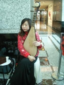 Musicienne / Musician