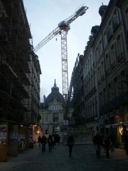 Travaux à Rennes
