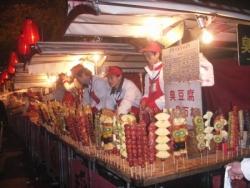 Night market - Marché de nuit