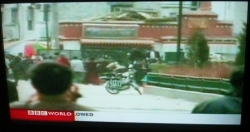 Riots in the Tibet