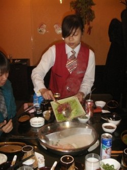 Hot Pot/Fondue Mongole