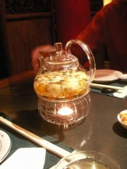 Chrysemthem tea