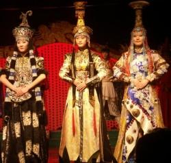 Soirée Mongole Mongolian party