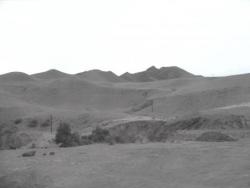 Accès par le desert