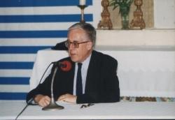 D. Raffard de Brienne en conférence
