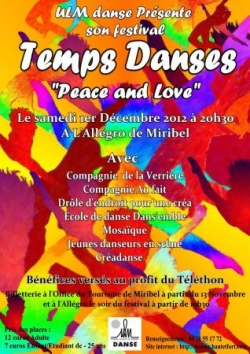 Festival Temps Danses 2012