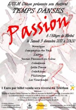Festival Temps Danses 2017
