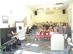 La salle de musique