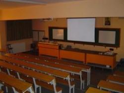 La salle de conférences