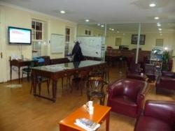 Salle de détente des professeurs