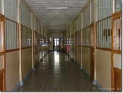 Le couloir des pré-lycée