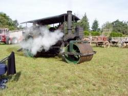 Rouleau à vapeur